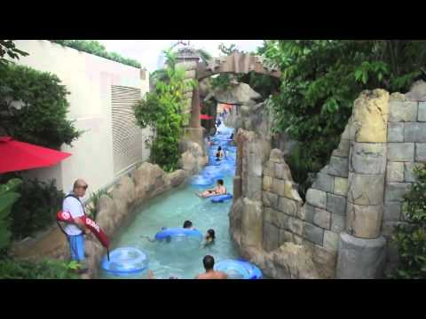 Adventure Cove Waterpark Sentosa Singapore  YouTube