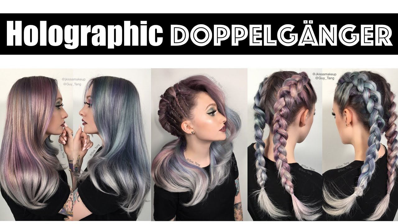 holographic doppelg228nger youtube