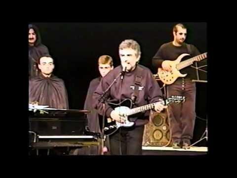 Arthur Meschian. Barov mnak. Farewell. Yerevan 1996