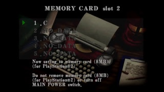 Resident Evil Code Veronica X Gameplay.