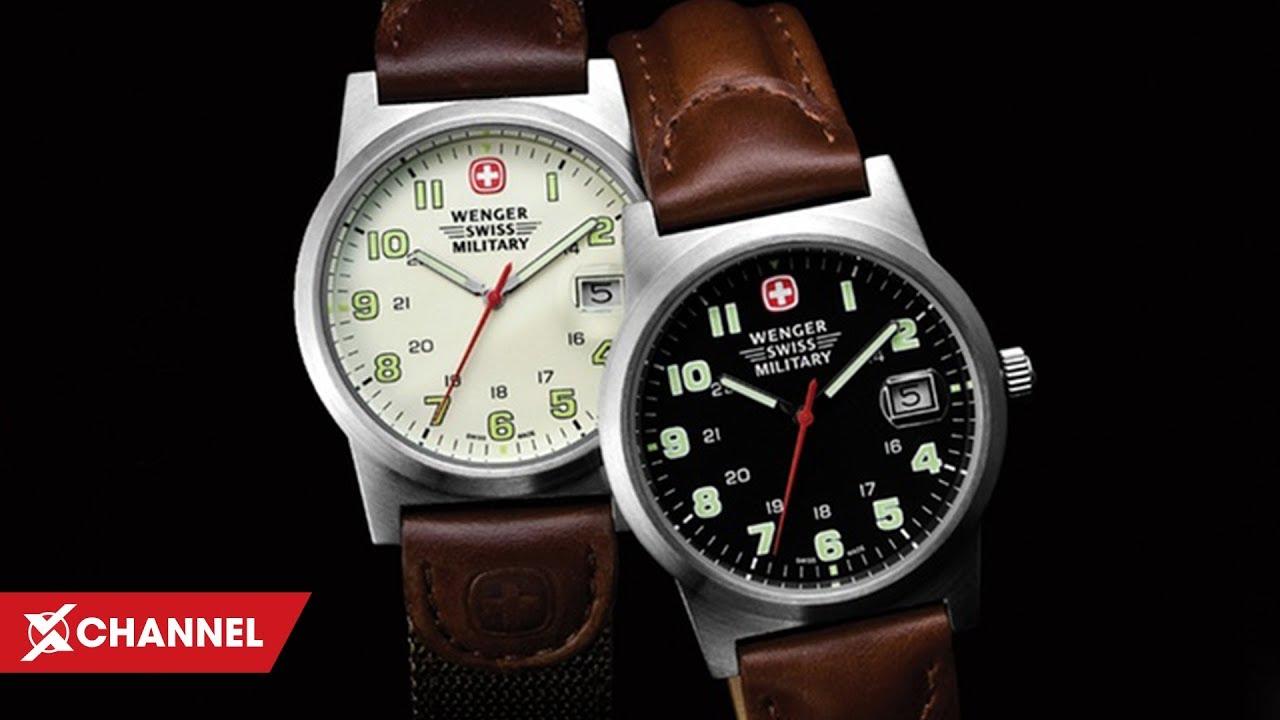 Các dòng đồng hồ Wenger mà bạn cần biết