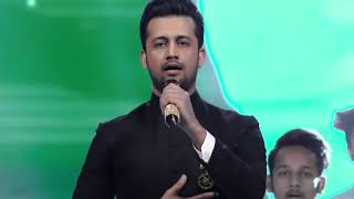 National Anthem 16th Lux Style Awards  Atif Aslam ILOVEYOU
