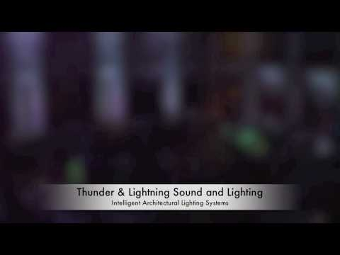 Thunder & Lightning 2010 Architectural Lighting System