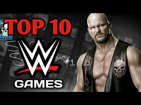 TOP 10 BEST WWE GAMES FOR ANDROID | HIGH GRAPHICS [2019]