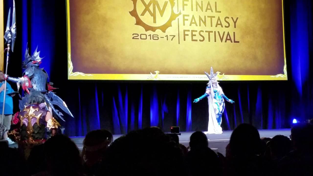 Las Vegas Final Fantasy XIV Fan Festival [Day 2] by Kate