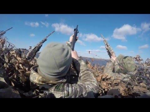 Duck Hunting Christmas 2015