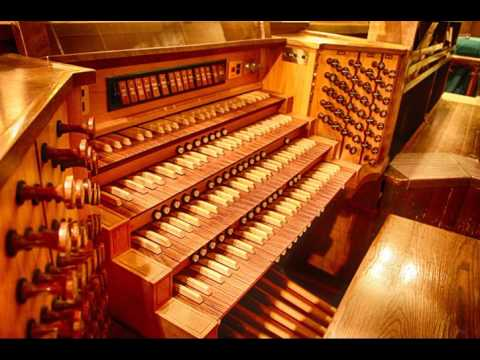 09. Orgelspel -  Organ playing