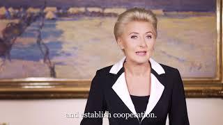 Agata Kornhauser-Duda do uczestników konferencji o przedsiębiorczości kobiet w Polsce i Izraelu