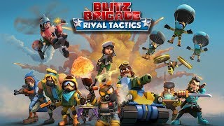Bltiz Brigade Rival Tactics Review (Acer Switch 3 Gameplay)