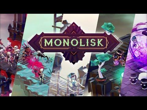 MONOLISK Mobile Gameplay