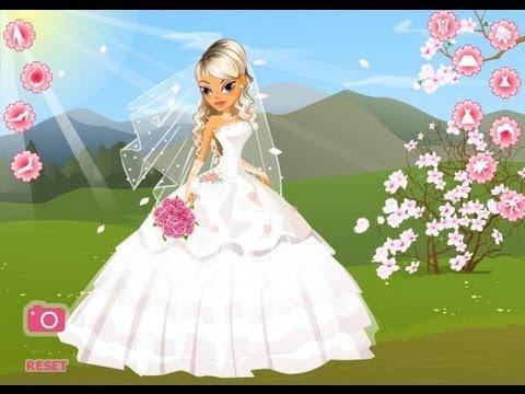 Juegos de vestir novias de boda gratis