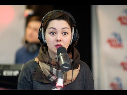 Марина Кравец - песня про россиян-оптимистов (LIVE @ Авторадио)