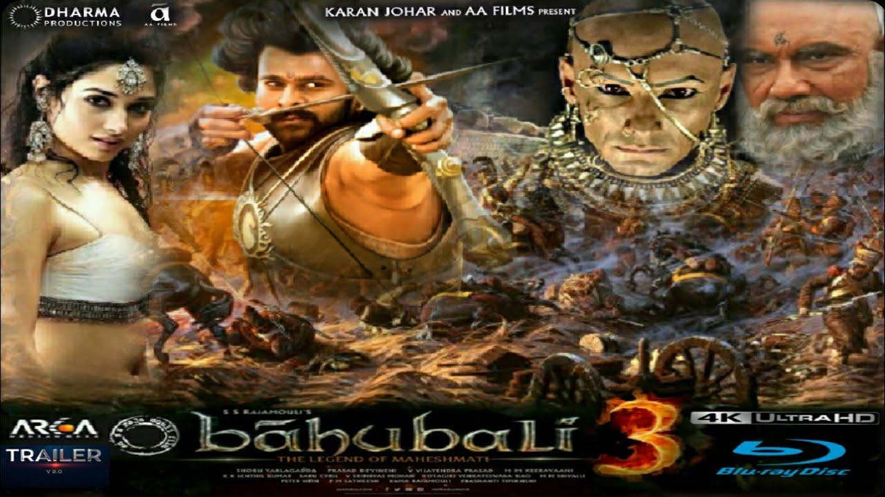 Download BAHUBALI 3 THE LEGEND OF MAHESHMATI TRAILER 4K F-MADE OFFICIAL