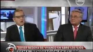 Entrevista Dr. Bedoya  con Beto Ortiz