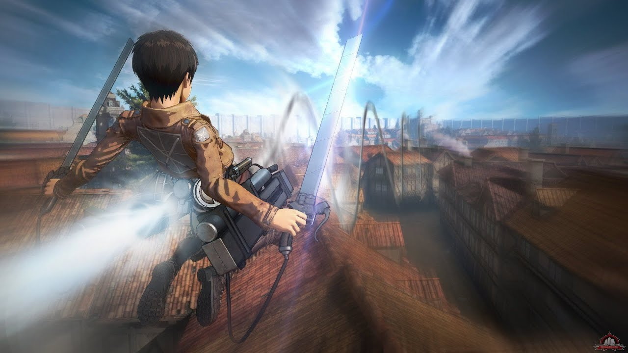 attack on titan titan