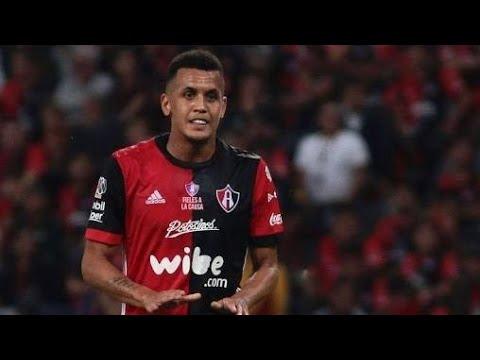Ravel Morrison | Goles y Jugadas | Atlas FC |