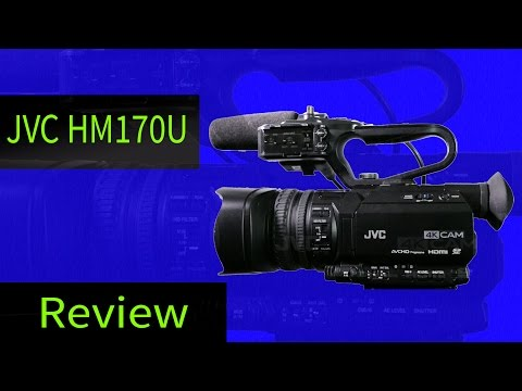 JVC GY-HM170U Review (Sample Footage)