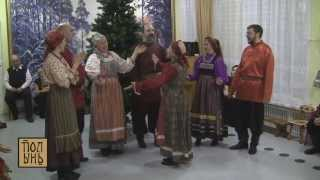 Защита звания народный коллектив Полынь 20 12 2013