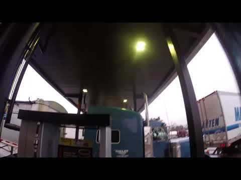 Fueling At Flying J And Pilot With RV Plus Credit Card