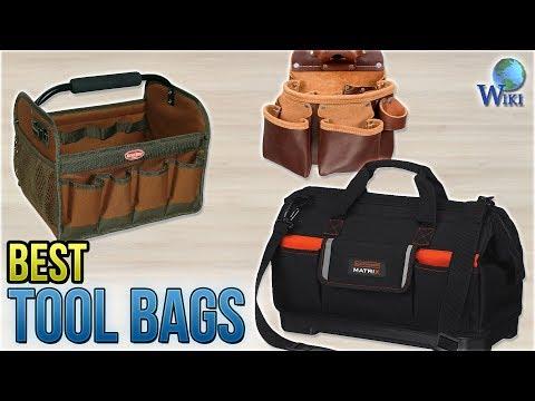 10 Best Tool Bags 2018