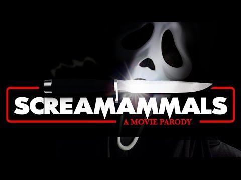 Scream Mammals   A MOVIE PARODY