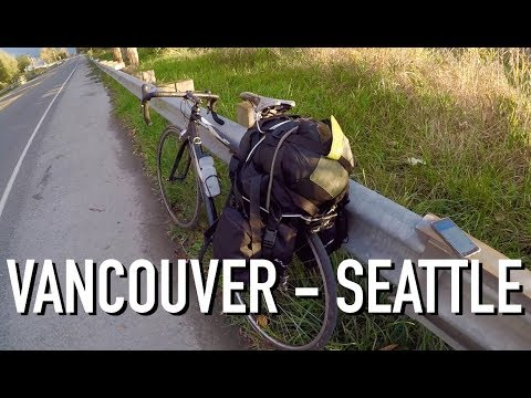 150 MILE RIDE FROM VANCOUVER TO SEATTLE
