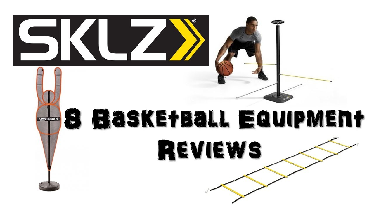 Equipment Review Of 8 Basketball Sklz Training Products Youtube