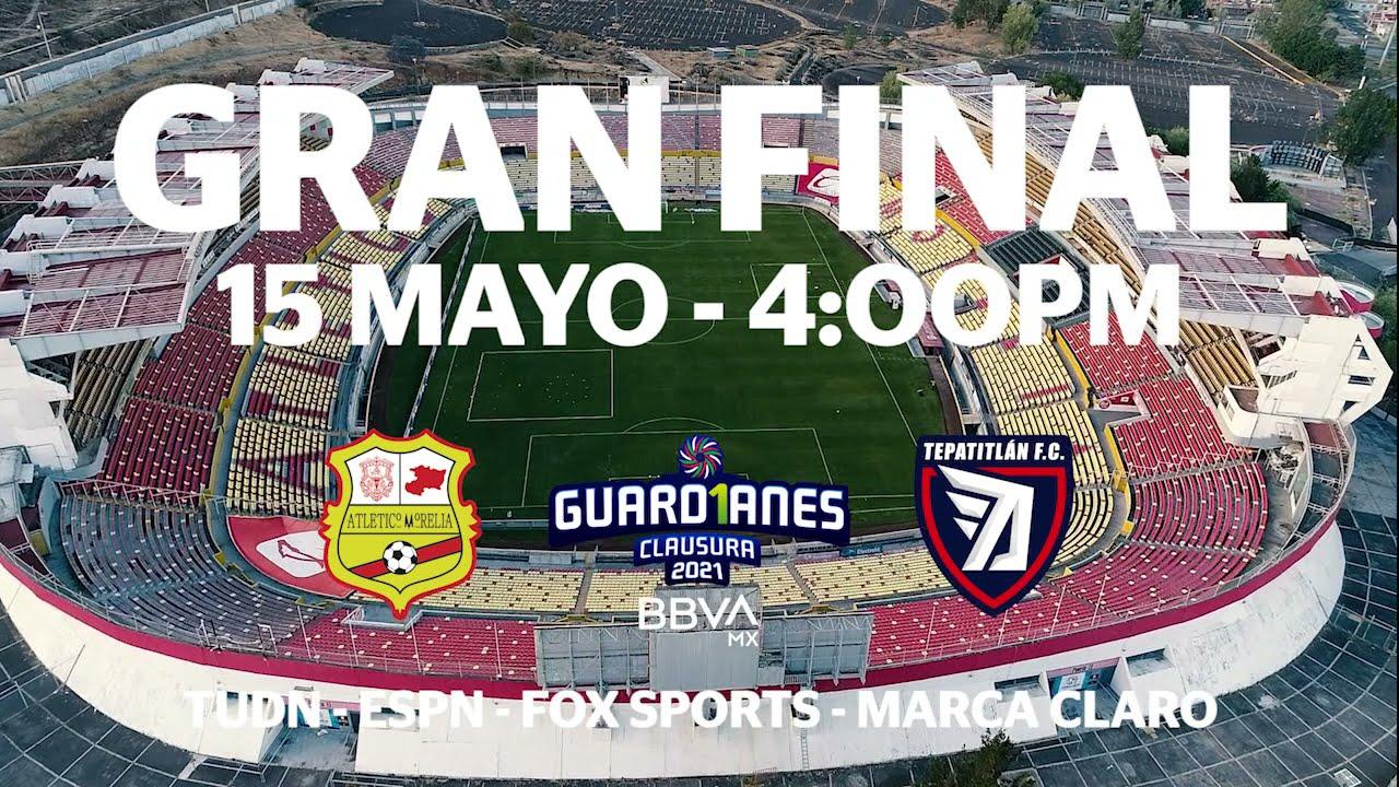 Gran Final Vuelta - Guard1anes 2021 - Liga BBVA Expansión MX