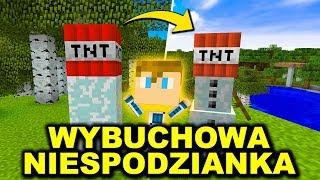 Minecraft FERAJNA: TAKIEJ Niespodzianki Doknes Się NIE SPODZIEWAŁ!