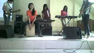 I could sing of your love forever (cover) by cyf girls