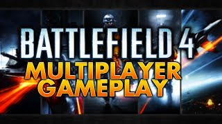 Battlefield 4 Multiplayer Gameplay LIVE - My FIRST Game! (BF4 Team Deathmatch Online)