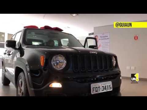Jeep Renegade Pcd 2018 Rodas Liga Leve Bonus Grata Surpresa