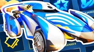 FIRST SEASON 3 RANKING / BIG MISTAKE - Rocket League – Online Gameplay Part 53