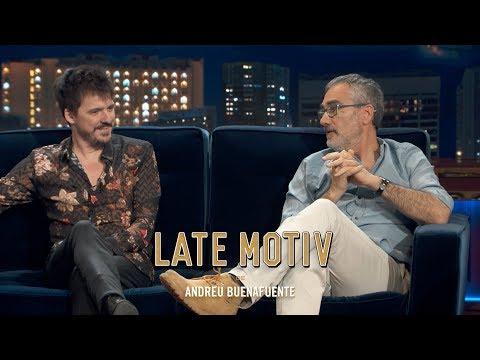 "LATE MOTIV -  Javier Fesser y Coque Malla ""Goyas por Campeones"" LateMotiv497"