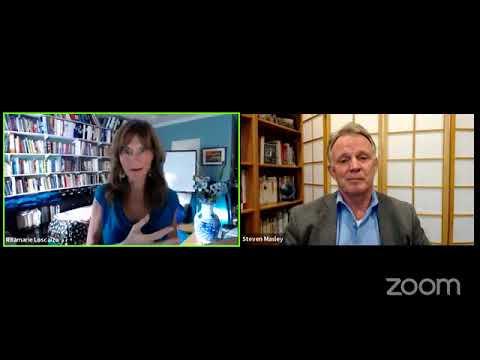 Dr. Ritamarie interviews Dr. Steven Masley