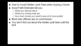 how to avoid hidden junk fees 2