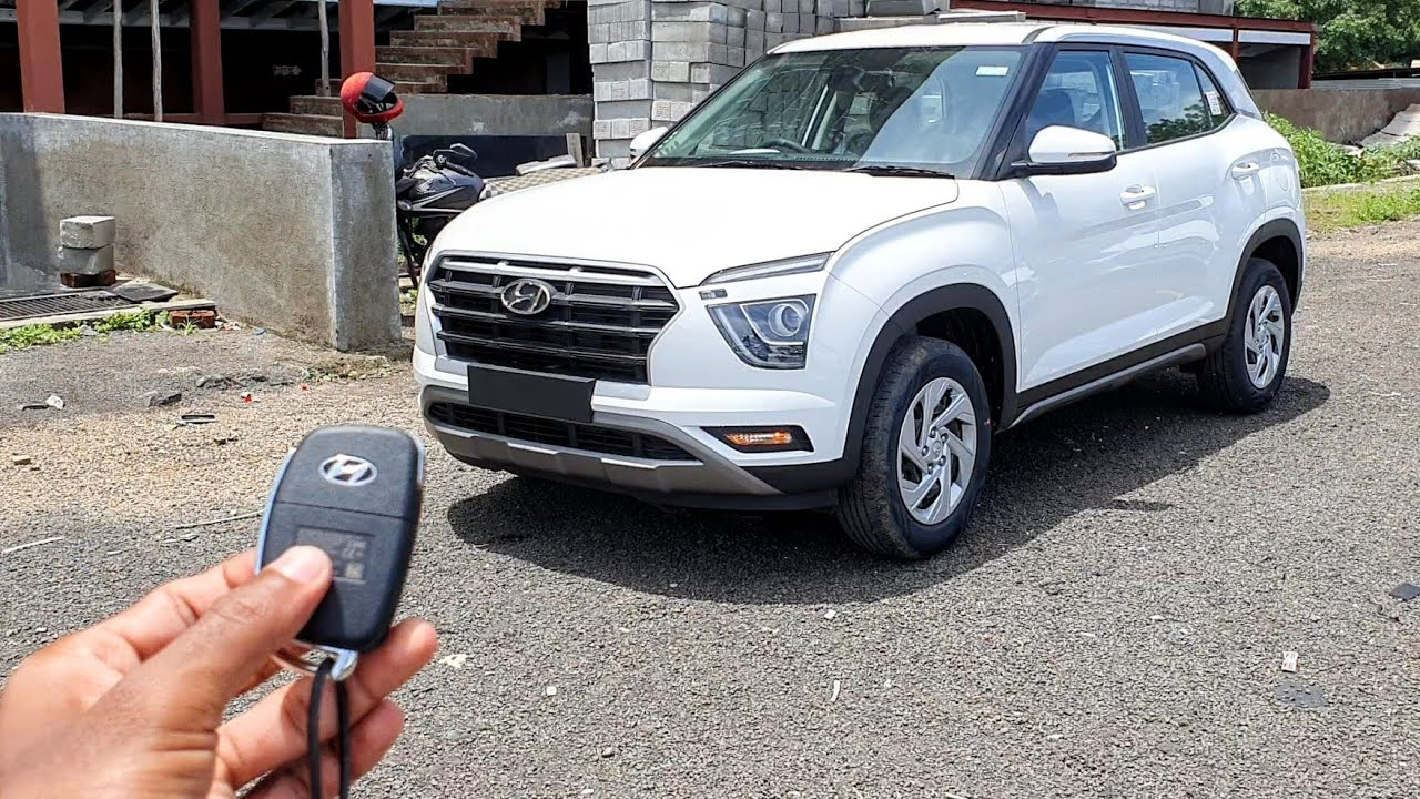 2020 Hyundai Creta Detailed Video Review Of Most Affordable Ex Variant