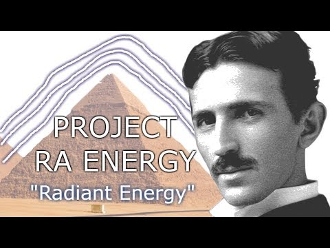 Project Ra Energy: Testing Nikola Tesla patent with granite in place of metal plates
