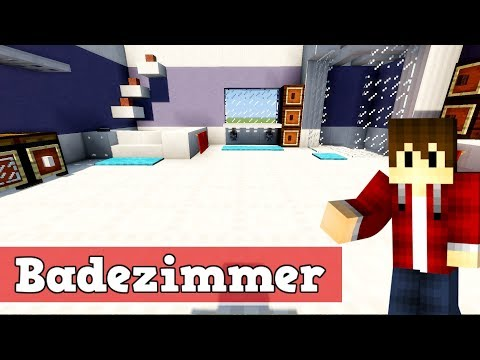 Wie baut man ein modernes Badezimmer in Minecraft ...