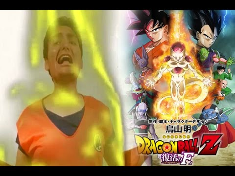 Desde La BuTACO: Dragon Ball Z La Resurreccion De Freezer