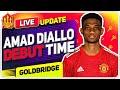 Solskjaer's Diallo Hint! Van De Beek Loan Rejected! Man Utd News