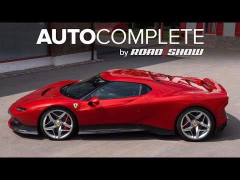 autocomplete ferrari 39 s sp38 supercar is a one off creation par excellence youtube. Black Bedroom Furniture Sets. Home Design Ideas