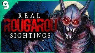9 REAL Sightings of the Rougarou | Darkness Prevails