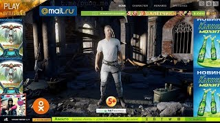 Обзор игры PUBG на mail.ru | PLAYERUNKNOWN'S BATTLEGROUNDS