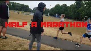Will i actually run a half a marathon?