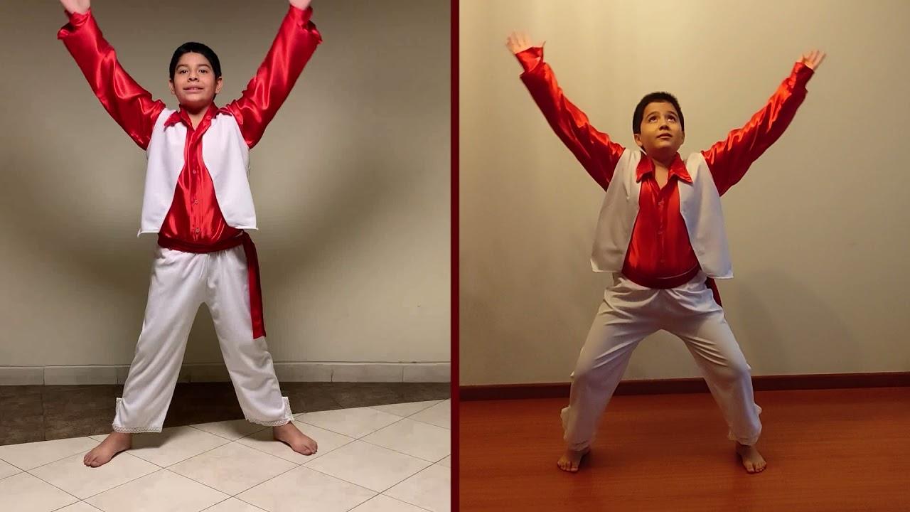Conmemoración del Bicentenario - Elenco de Danza SJM