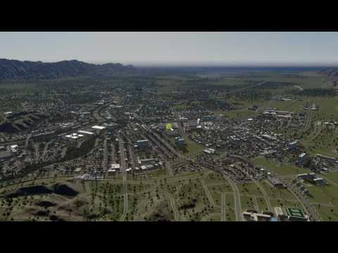 Cities Skylines - Silicon Valley beginnings.