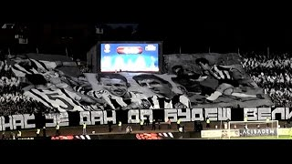 Šetalica [pogled iz 3 ugla/angles ] I Partizan -Tottenham 18.09.2014
