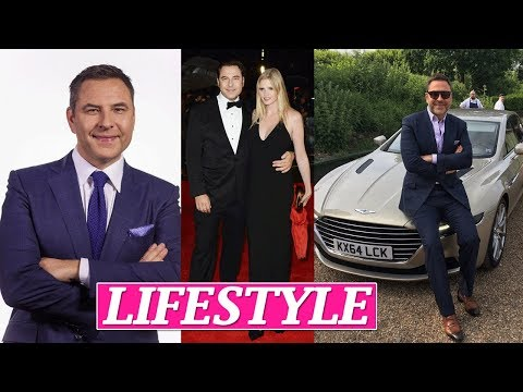 David Walliams Lifestyle, Net Worth, Wife, Girlfriends, House, Car, Age, Biography, Family, Wiki !