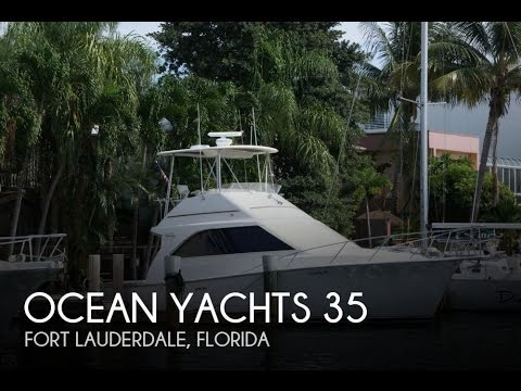 [UNAVAILABLE] Used 1991 Ocean 35 in Fort Lauderdale, Florida